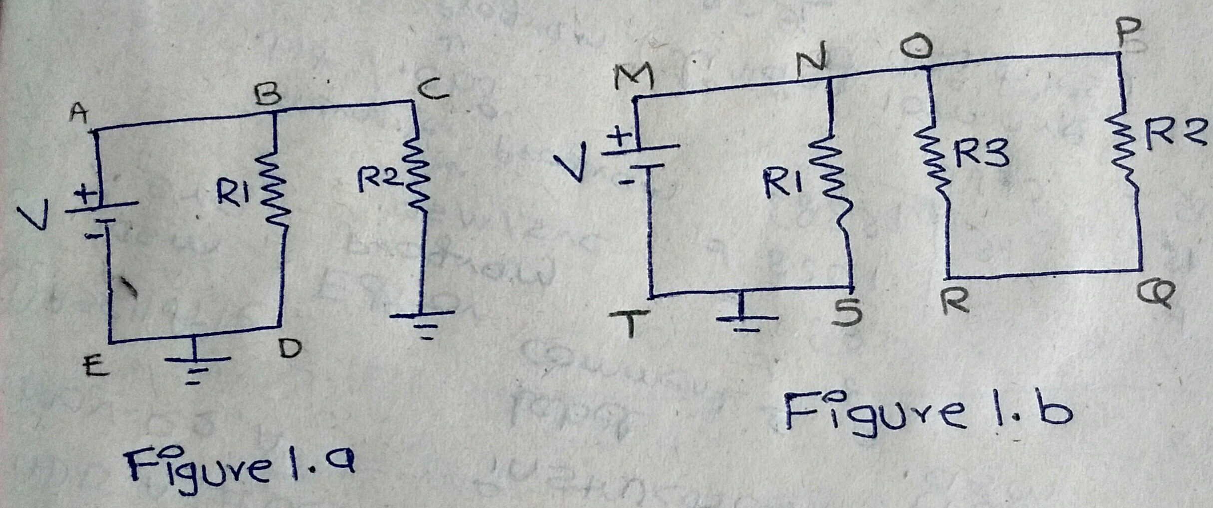 How Current Flow In A Circuit Electrical Engineering
