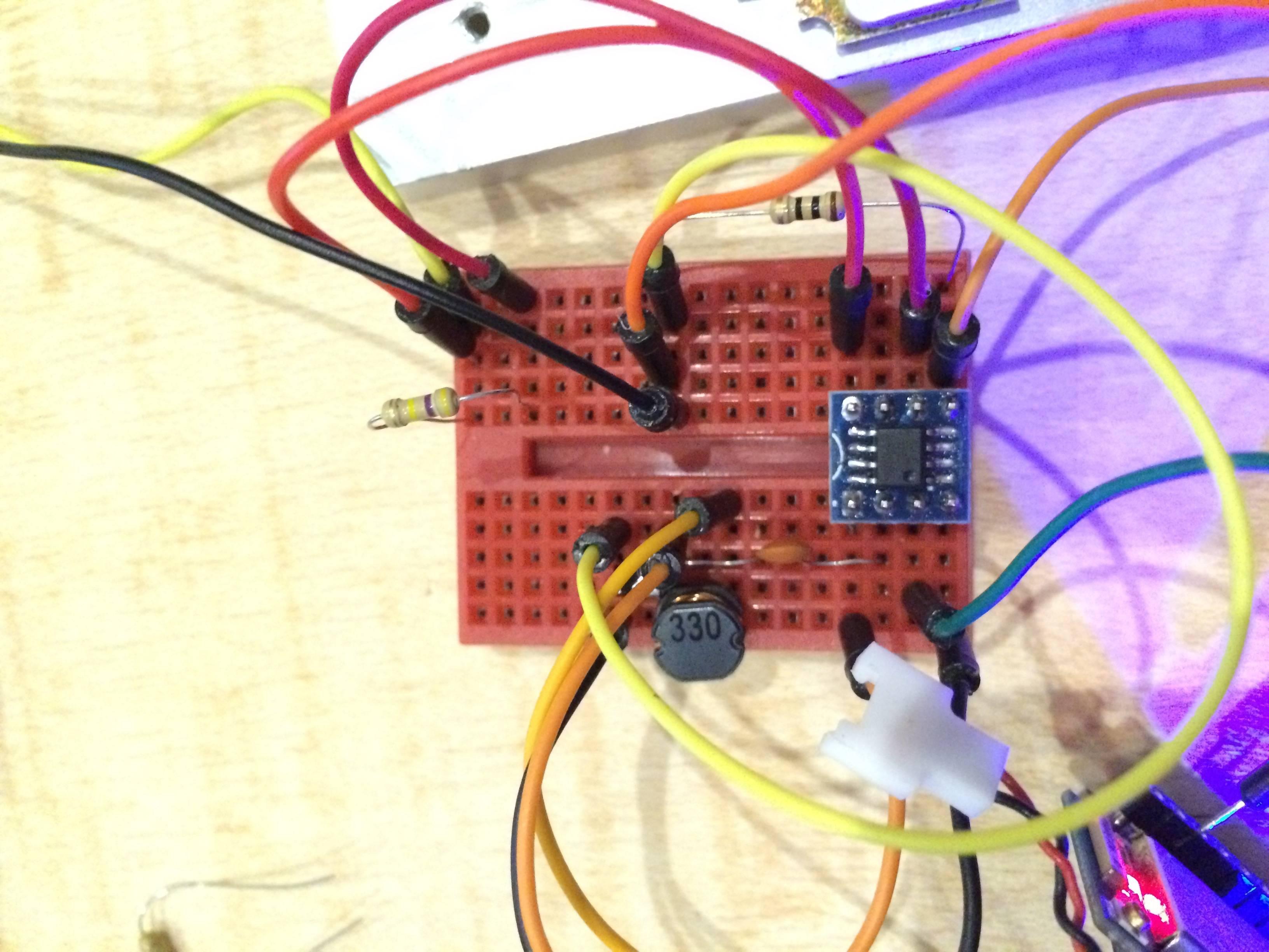 Circuitlab Led Driver