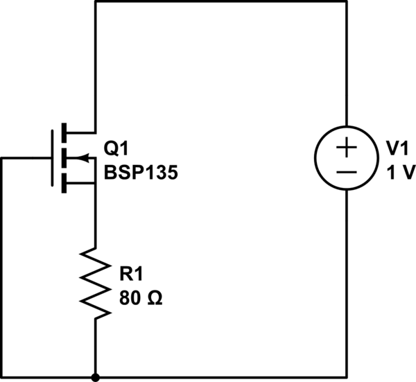 MOSFET current source / current limiter request for review