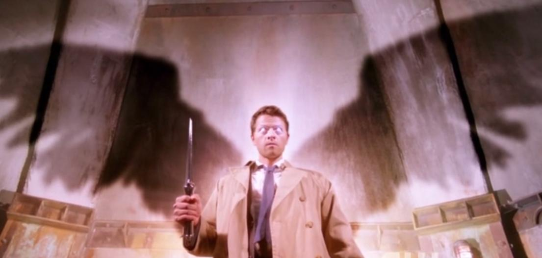 Supernatural Angels Falling Wallpaper Supernatural Why Are Castiel S Wings Still Broken Can