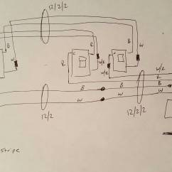 3 Way Switch Wiring Diagram Power To Light Vw Golf Mk1 Indicator Electrical What Wire Is Needed For A Double