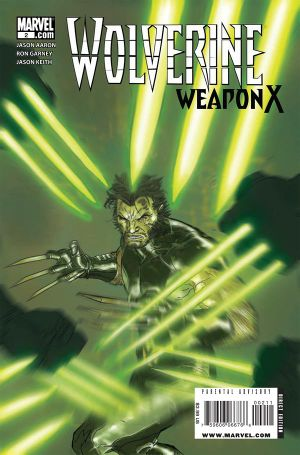 comics  The Blackguards powers in Wolverine Weapon X  Science Fiction  Fantasy Stack Exchange
