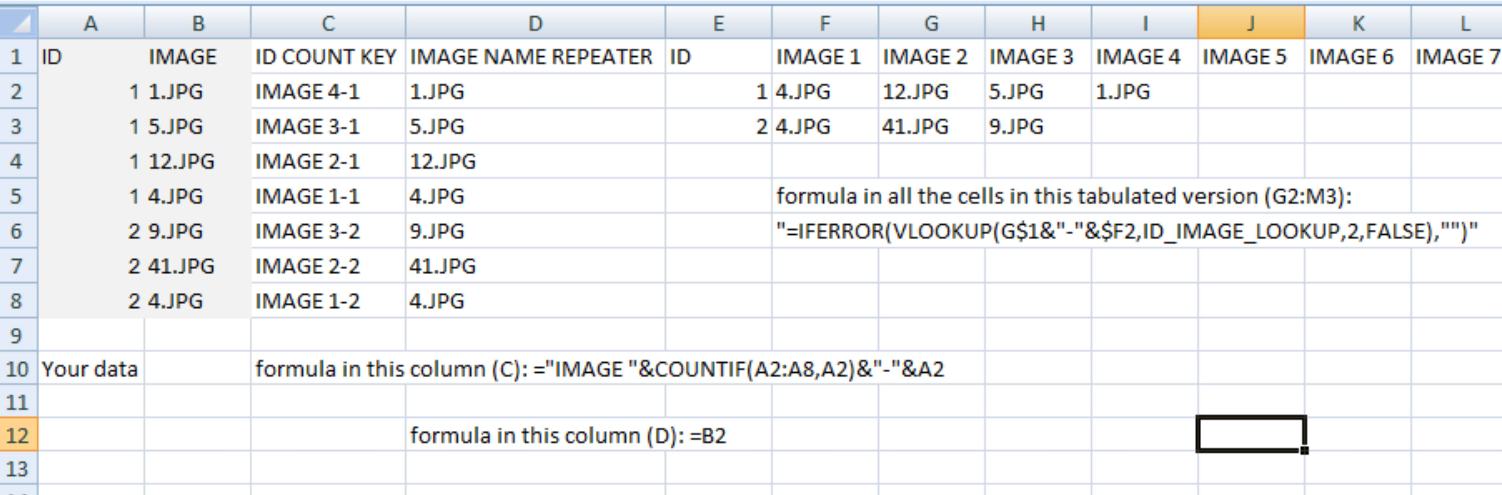 How To Convert Multiple Rows Into Multiple Columns With
