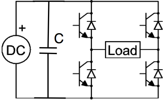 how is it possible that an inverter absorb reactive power