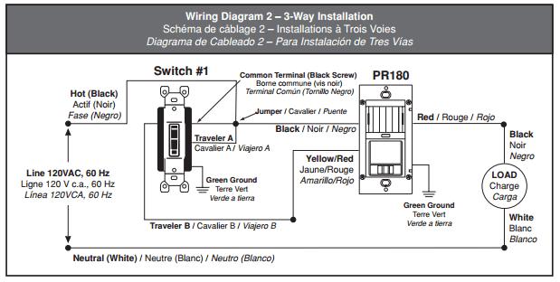 Electrical How Do I Wire A 3 Way Motion Sensor? Home