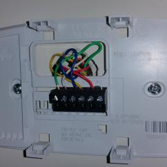 Honeywell Heat Only Thermostat Wiring Diagram Rj45 Straight Through Hvac - Is There Any Risk Of Running Both The Fan And Furnace At Same Time? Home ...