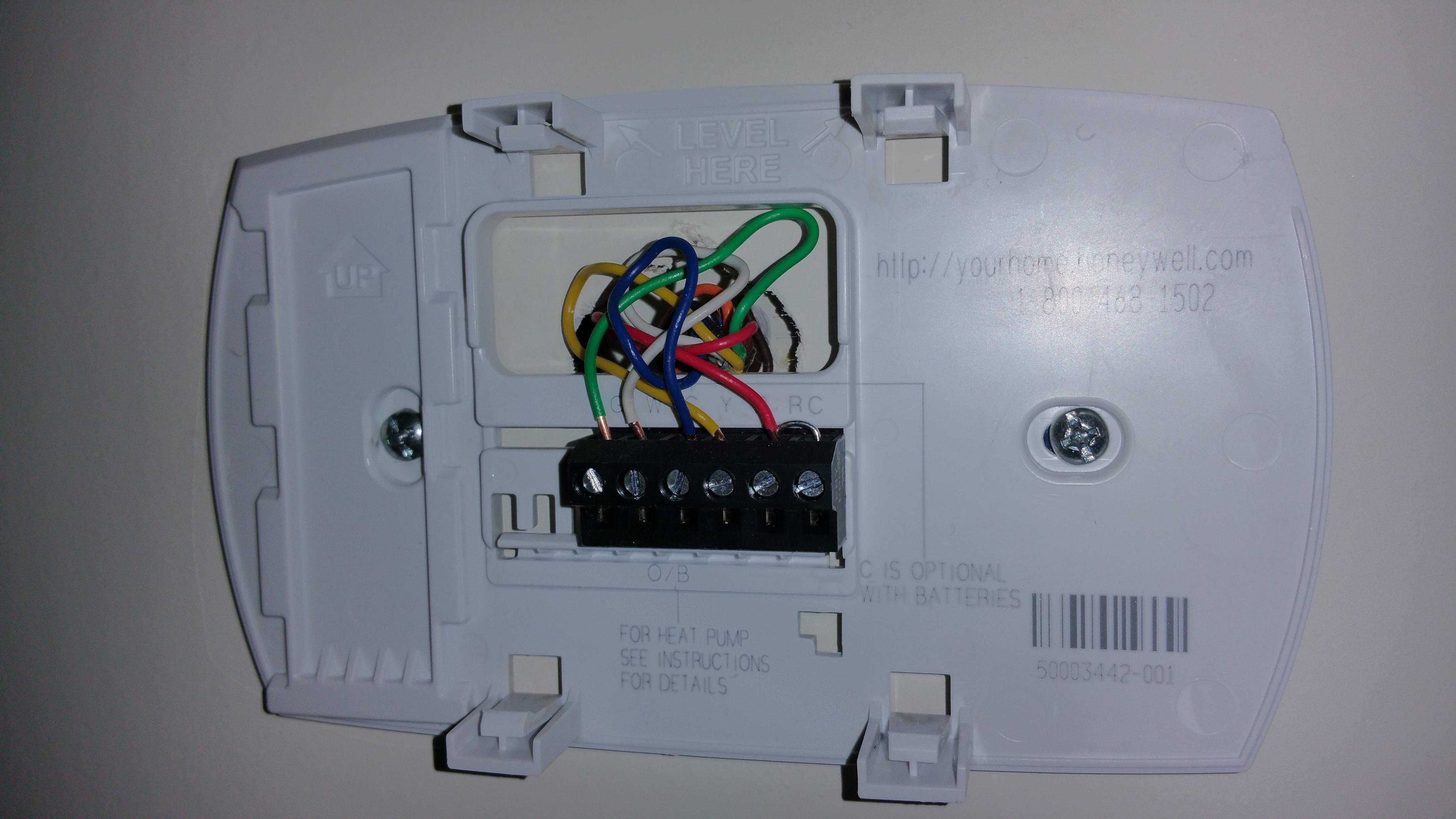 duo therm rv air conditioner wiring diagram portable generator manual transfer switch hvac - is there any risk of running both the fan and furnace at same time? home ...