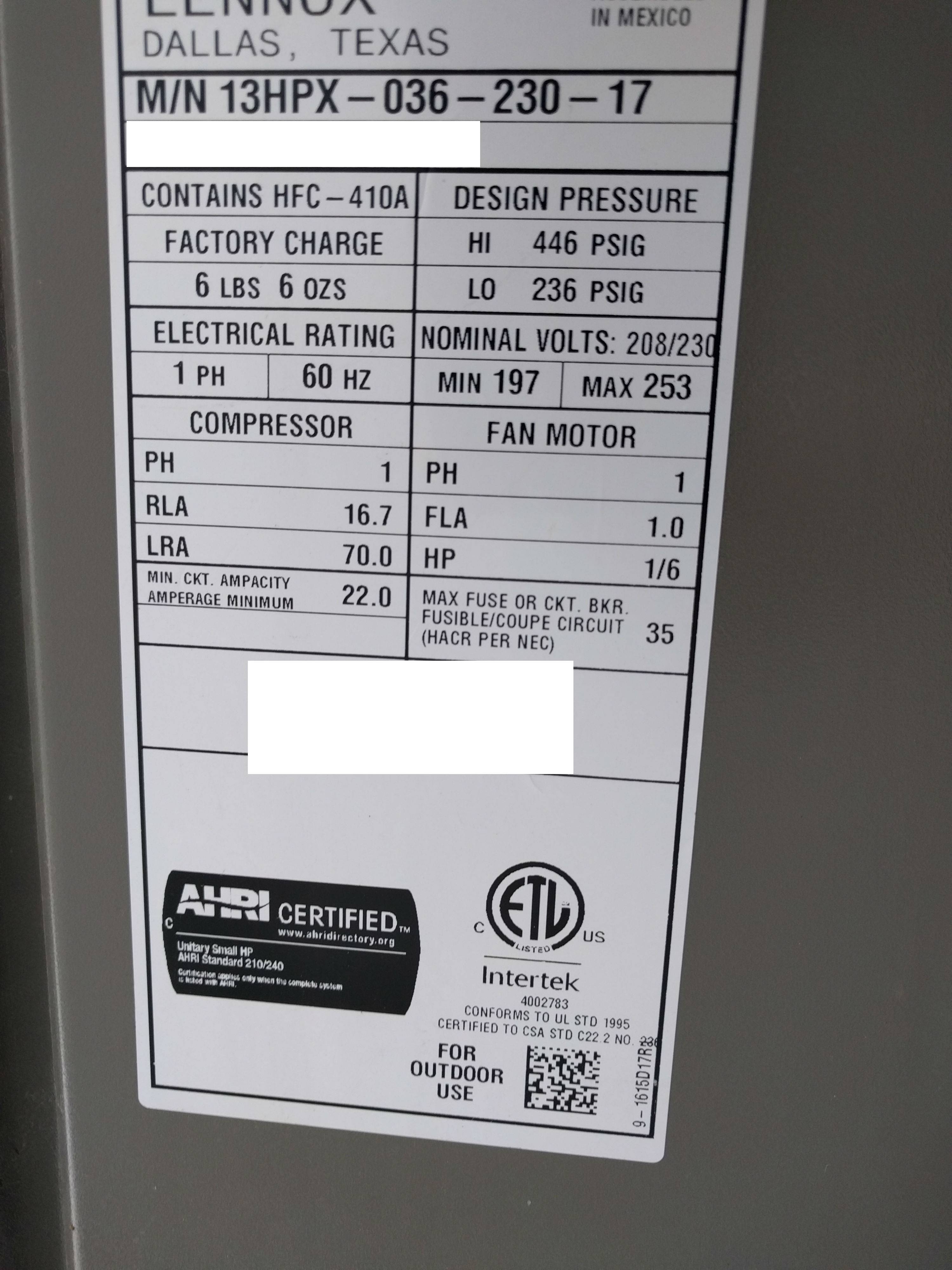 hvac  Optimizing heating in a heatpump  electric