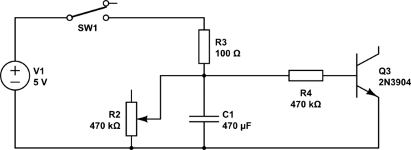 Alternatives to RC circuit for simple variable delay up to