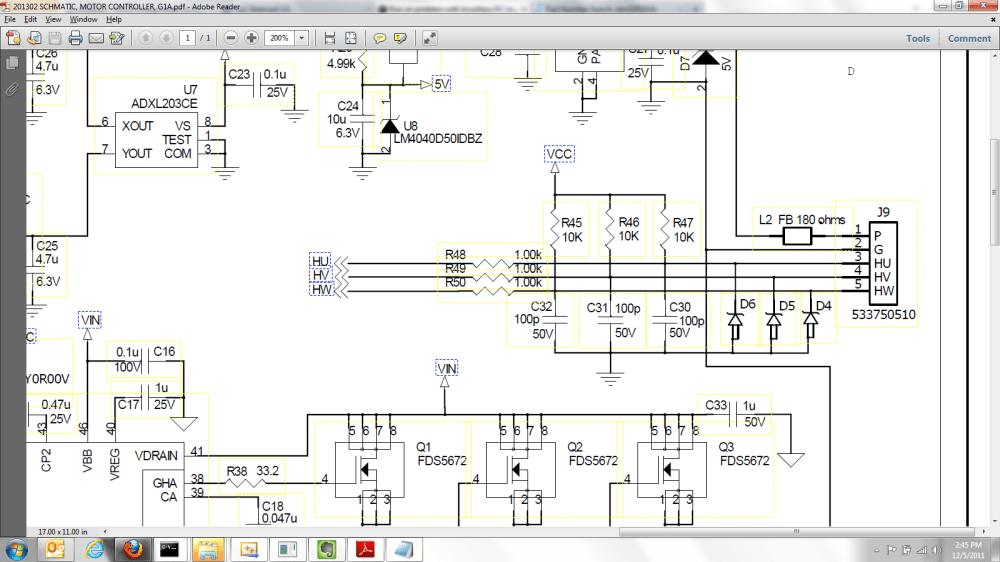 medium resolution of circuit diagram hall interface closeup brushless dc motor