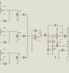 audio splitter amplifier circuit diagram using tl084 super circuit channels audio splitter amplifier circuit diagram using tl084 [ 1562 x 980 Pixel ]