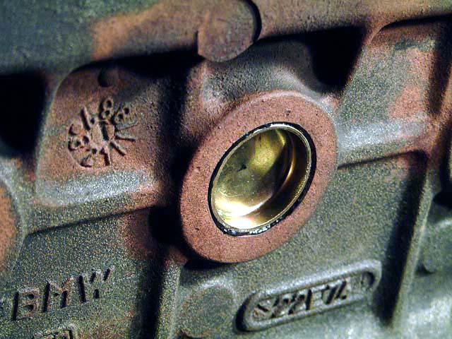 Rear Of Volvo Penta 5 7 Engine Diagram Engine How To Remove Core Plugs Aka Freeze Plugs
