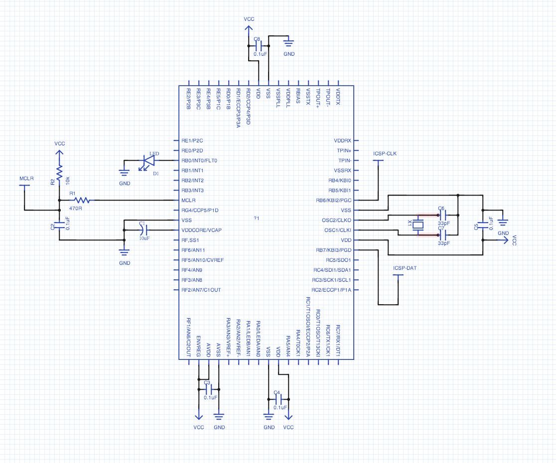 pickit 2 programmer circuit diagram 1 way dimmer switch wiring pic pic18f67j60 programming errors with