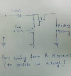 batteries how do i charge a 6v lead acid 4 5 ah battery using a electrical wiring of a house with solar panel 6v solar panel circuit diagram [ 3264 x 2448 Pixel ]