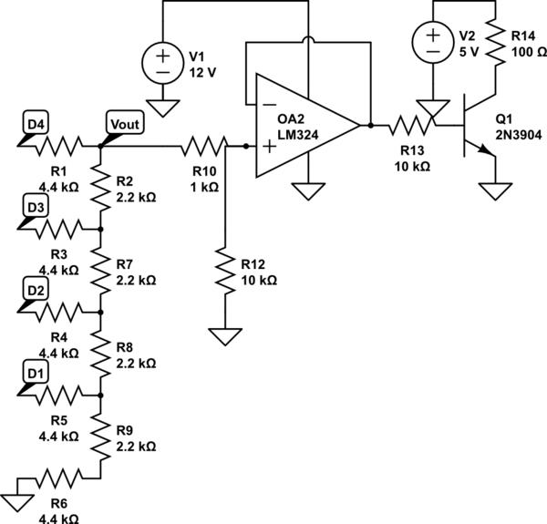 Amplificador operacional lm324 datasheet