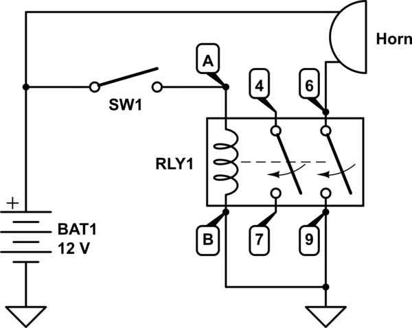 Golf Cart Headlight Relay Wiring : 32 Wiring Diagram