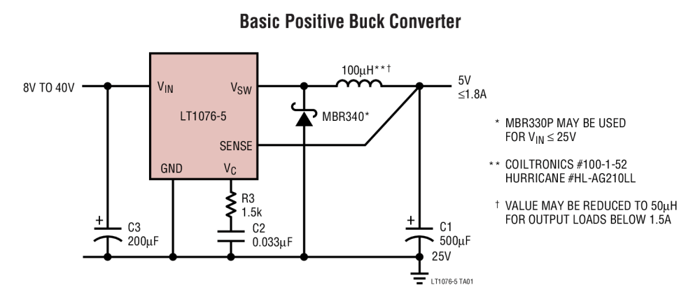 medium resolution of if you want to save that you can go for a switching regulator rather than a linear one the circuit is not as straightforward as 7805 though