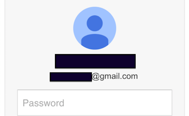 Gmail In A Mobile Browser How Do I Sign In To A