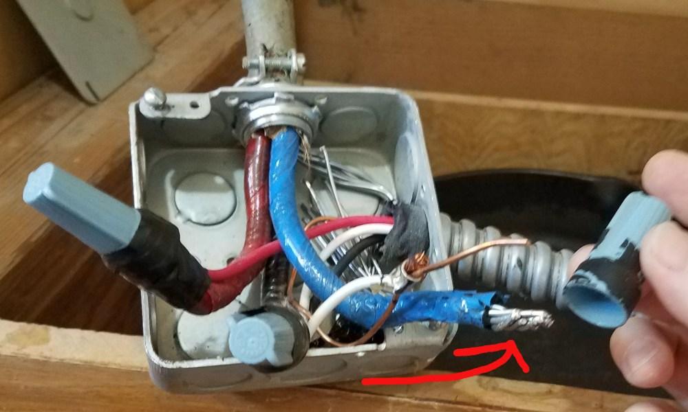 medium resolution of aluminum wire bundle