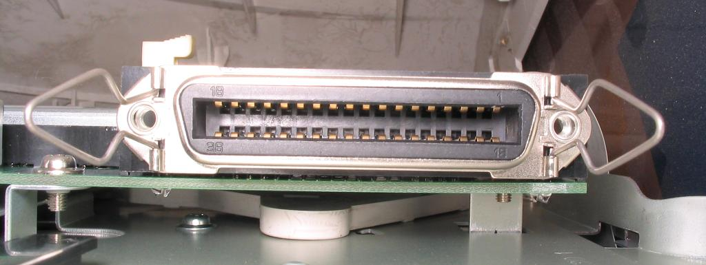 Specification Of Parallel Port