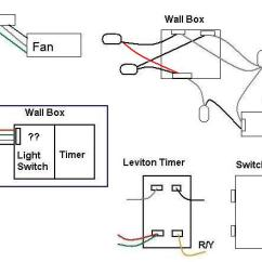 Bathroom Fan Wiring Diagram Blue Sea 5026 Switch All Data Electrical Leviton Timer To Bath And Light Garbage Disposal