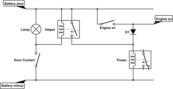 Wiring Manual PDF: 12v Diode Relay Wiring Diagram