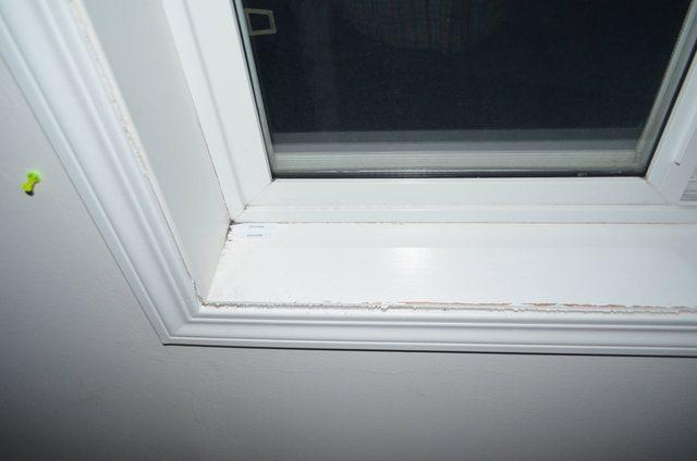 How Should I Fill The Gap Between Window Trim And Walls