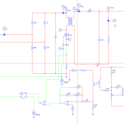 20w Led Driver Circuit Diagram Srs Wiring The Mgf Register Forums Ballast Using Flyback Converter Topology