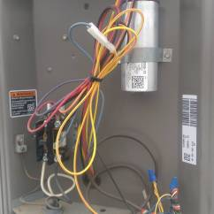Fan Relay Wiring Diagram Hvac 1999 Mustang Gt Radio Compressor Stays Off When Cooling Turned On