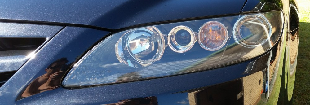 medium resolution of front headlight all lights off