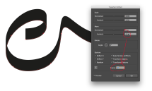 Adobe Illustrator Smooth Width Transition With - Year of Clean Water