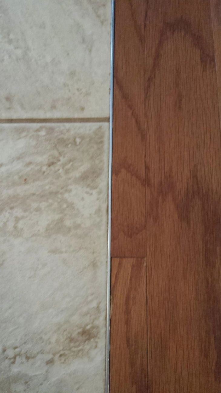 Can install laminate next to tile without using moulding wallpaper hd how of flooring smartphone high resolution kmarc caninstall