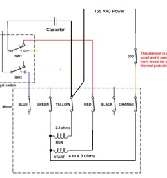 Westinghouse Motor Starter Wiring Diagram - on