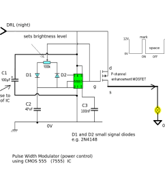 light two relays for drl on a car electrical engineering stack rh electronics stackexchange com 1999 [ 1154 x 787 Pixel ]