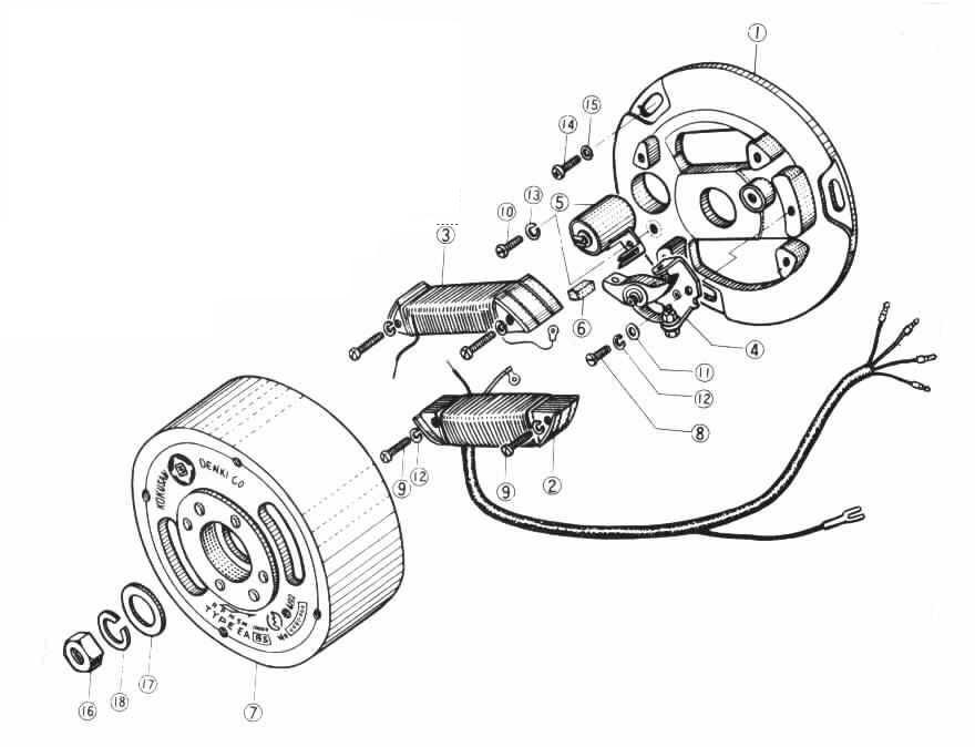 suzuki mt50 wiring diagram