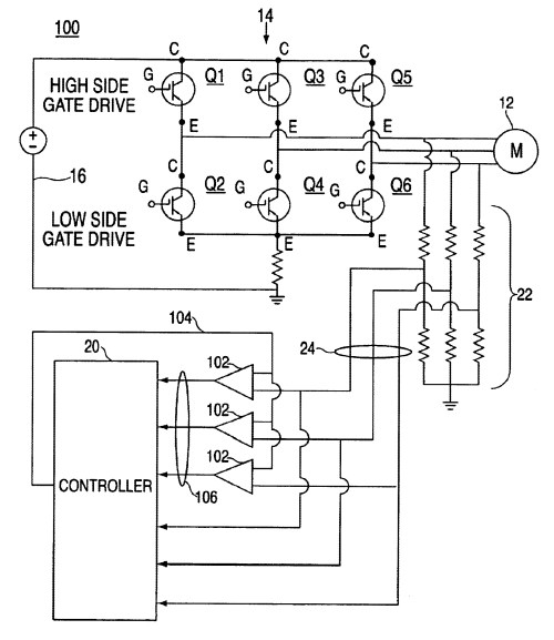 small resolution of back emf detection circuit