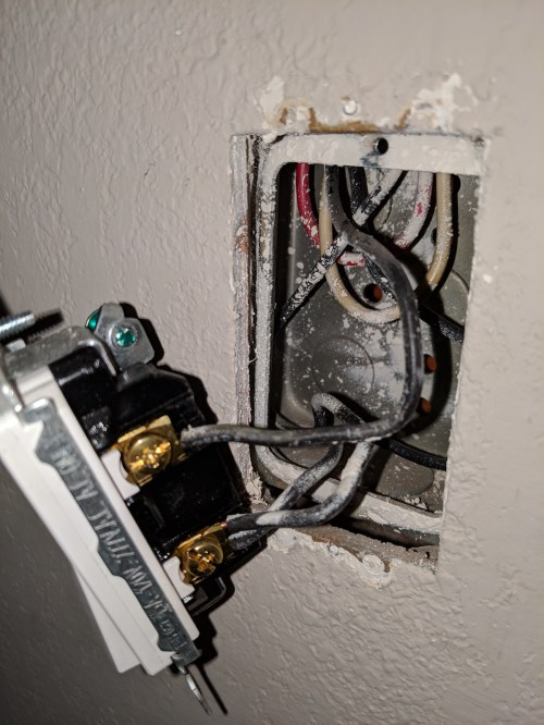 small resolution of i am installing a smart switch so i need a neutral i am a bit confused which wire is which in my wall switch box below is a picture of the wires