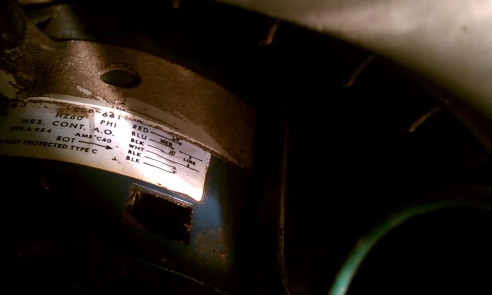 medium resolution of westinghouse 323 p 683 3 speed 1 4 hp motor