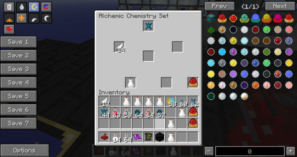 Minecraft Education Edition Chemistry Recipes - Year of