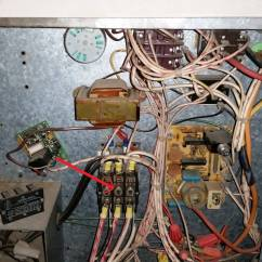 Compressor Wiring Diagram Mg Tf Electrical Hvac - Temporary Fix For Bad Contactor? Home Improvement Stack Exchange