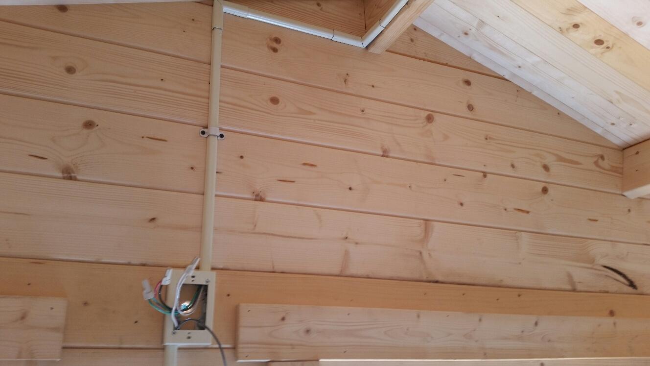 Wiring A Porch Light