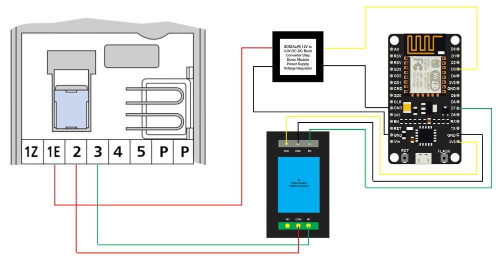medium resolution of correct wiring