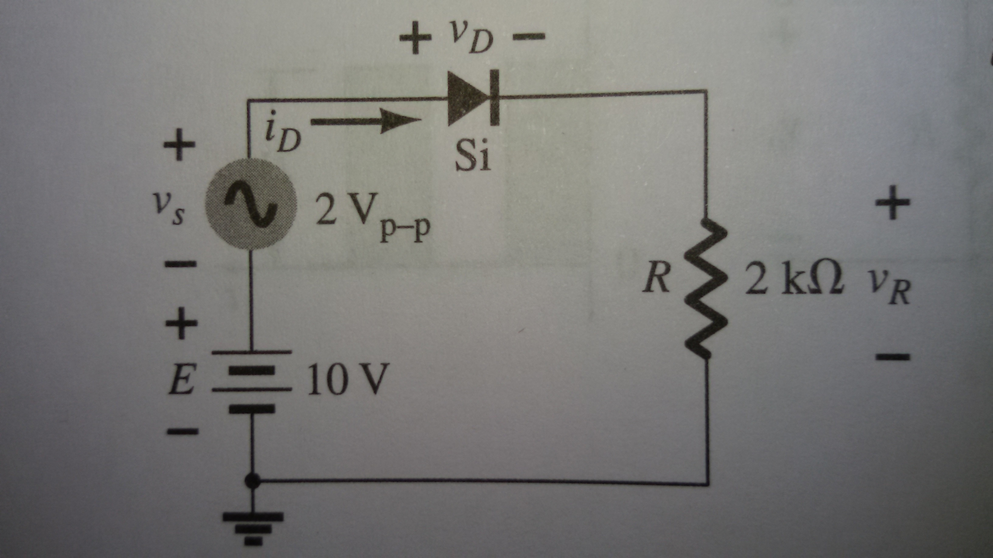 The Potential Voltage Divider Bias