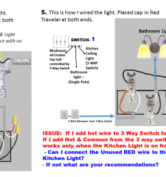 electrical how can i add wiring to get my three way switch to work correctly wiring a 3 way switch properly wiring a 3 way switch [ 1280 x 720 Pixel ]