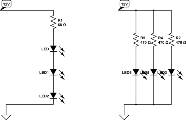 Led Wiring Diagram 12v Wiring Wiring Diagram And Schematics