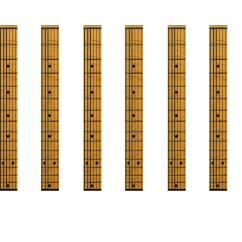 Bass Neck Diagram Nissan Almera Tino Stereo Wiring Software Guitar Fretboard Generators Music