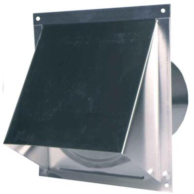 use flex duct for a range hood exhaust