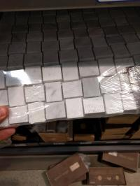 Can I use marble tile on a shower floor - Home Improvement ...