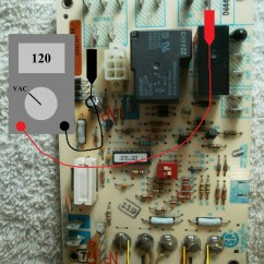 Rheem Rhsl Wiring Diagram Carling 6 Pin Rocker Switch Furnace Control Board Schematic Library Diagrams Hm3617ja Best