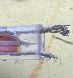 led strip back led strip front soldering [ 1918 x 1080 Pixel ]